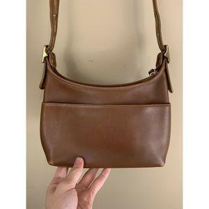 Vintage COACH Leather Legacy Hobo Crossbody Bag